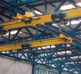 Suspended Bridge Cranes