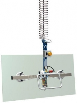 Ejector Device GHGE for cranes