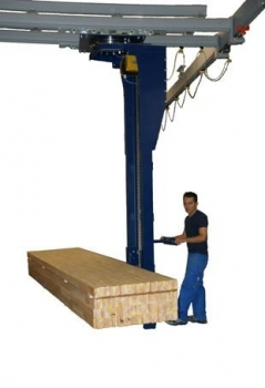 Shelf Storage Operation Unit for cranes