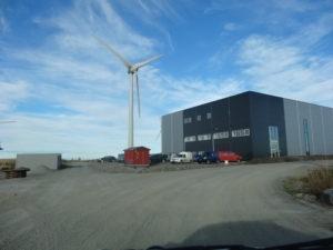 Europos Kranų Botngaard projektas Norvegijoje