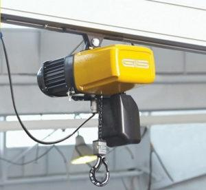 Introducing The New Electric Chain Hoist GP