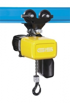 Push Trolley GHF for hoists